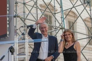 Roma 1/7/2017: 'Insieme' per un nuovo centro-sinistra,