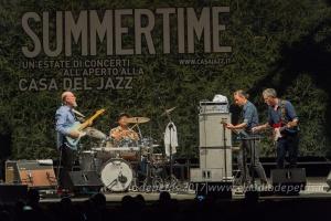 Roma: John Scofield Uberjam band alla Casa del Jazz