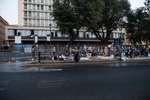 Roma: Sgomberati rifugiati mentre dormivano