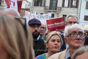 Roma 11/10/2017: Manifestazione dei partiti e movimenti di sinistra