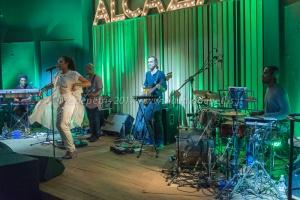 Y'Akoto in concerto al Live Alcazar, 27/10/2017