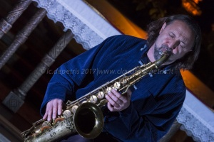 Dimitri Grechi Espinoza in concerto al Pantheon, 24/11/2017