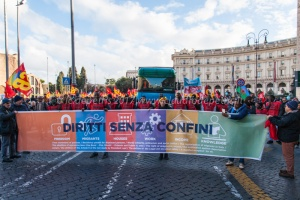 """Roma 16/12/2017:  """"Diritti senza confini"""""""