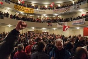 Roma 18/3/2018 Assemblea Nazionale Potere al Popolo
