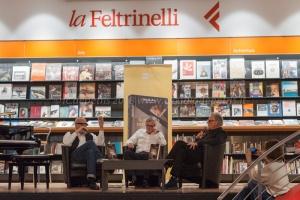 Danilo Rea alla libreria La Feltrinelli, 6/5/2018