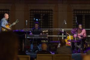 Daniele Cordisco Trio al Village Celimontana, 6/6/2018