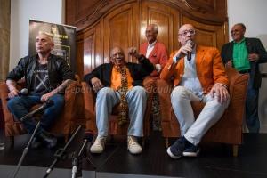 Roma, 11/7/2018 Quincy Jones incontra la Stampa