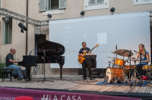 Cecilia Sanchietti Trio  in concerto, 26/8/2018