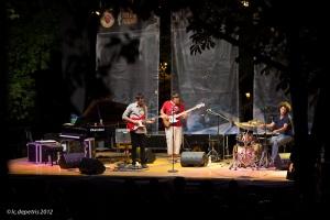 tree on sale - faramusic festival - fara sabina 4/8/2012