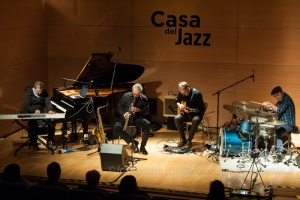 Rome-ING International 4th, Casa del Jazz 22/11/2018