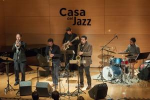 Simone Alessandrini 5th  Casa del Jazz 8/12/2018