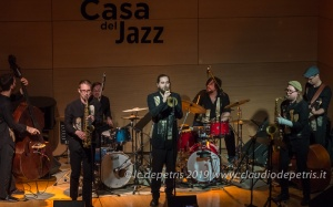 Shake Stew Casa del Jazz 3/4/2019