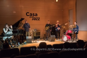 Elizabeth Shepherd 5th Casa del Jazz 10/5/2019
