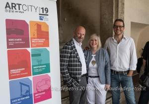 Roma: Conferenza stampa 'Artcity estate19'