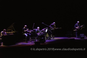 Steve Gadd Band, Auditorium 15/7/2019