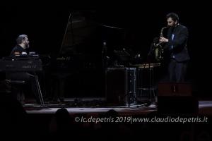 Legnini/Casarano Duo, Casa del Jazz 17/7/2019