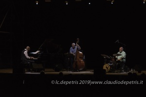 EGM Trio casa del jazz 21/7/2019