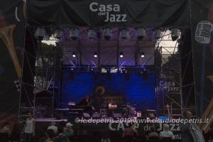 Omar Sosa e Yiolian Canizares Casa del Jazz 27/7/2019