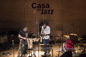 Javier Girotto-Eric Séva Casa del Jazz 9/9/2019