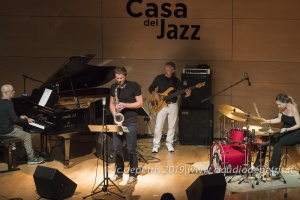Cecilia Sanchietti  Casa del Jazz 10/9/2019