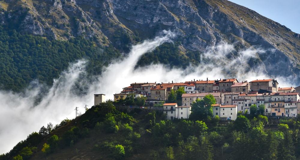 Opi, Abruzzo, Italy
