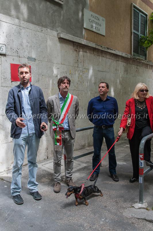 50° anniversario scomparsa Ernesto De Martino, piazza Caterina Sforza 6, 6/5/2015