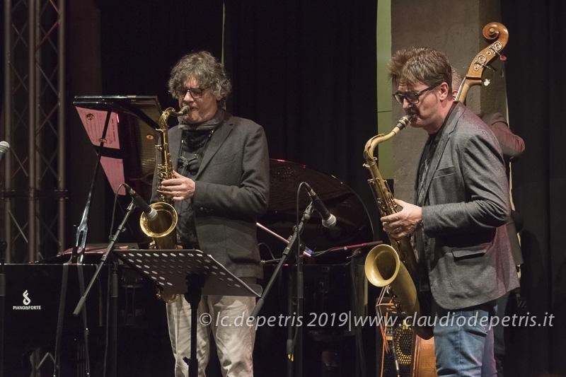 Piero Odorici (S) e Daniele Scannapieco