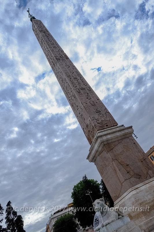 Roma: 'Girandola' 2017 a Piazza del Popolo