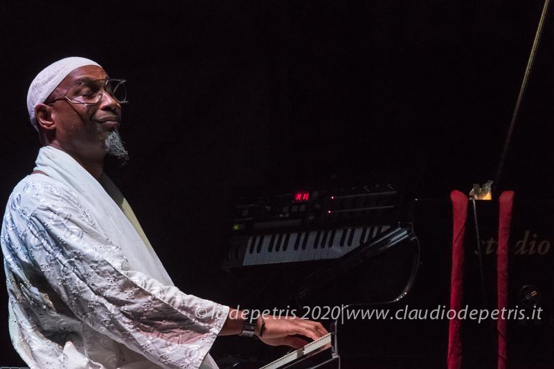 Roma: Omar Sosa-Ernesttico Casa del Jazz 25/7/2020