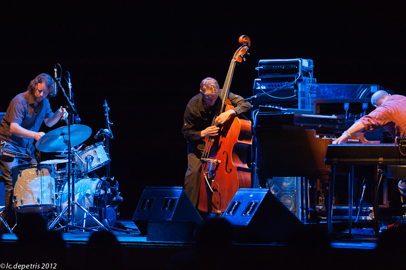 medeski, martin & wood Auditorium parco della Musica 28/4/2012