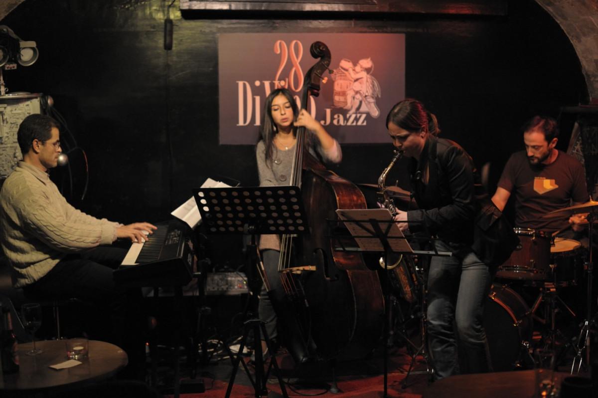 michel zanoboli quartet