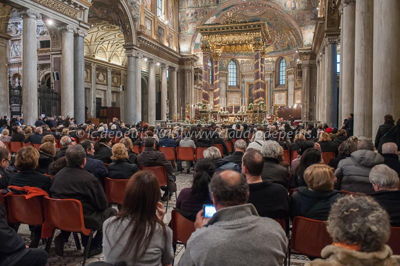Festa dell'Immacolata Concezione a Santa Maria Maggiore 8/12/2015