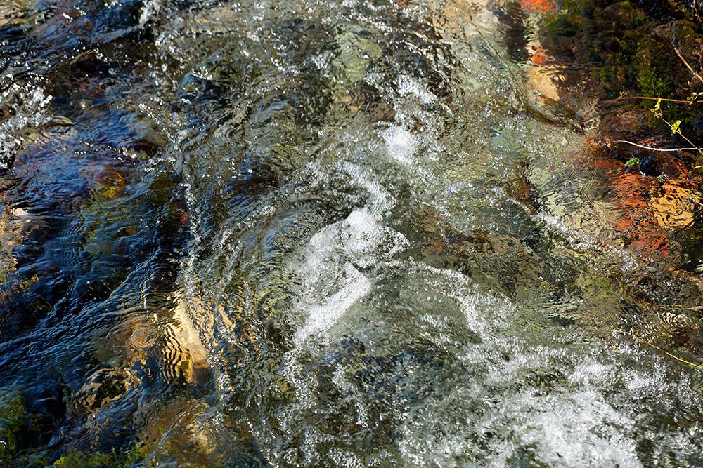 Colori dell'acqua