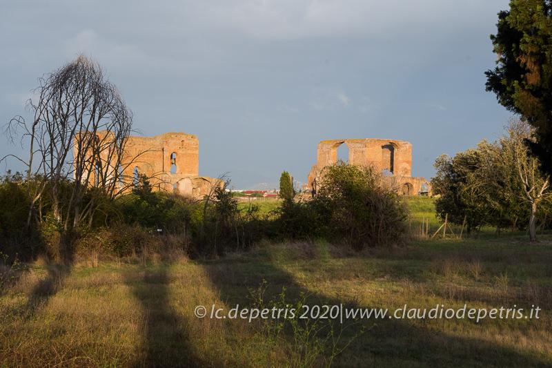 Villa dei Quintili, Parco Archeologico dell'Appia Antica