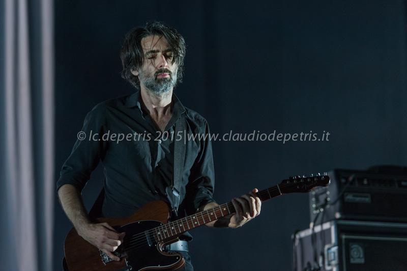 dEUS in concerto a Villa Ada, 25/7/2015