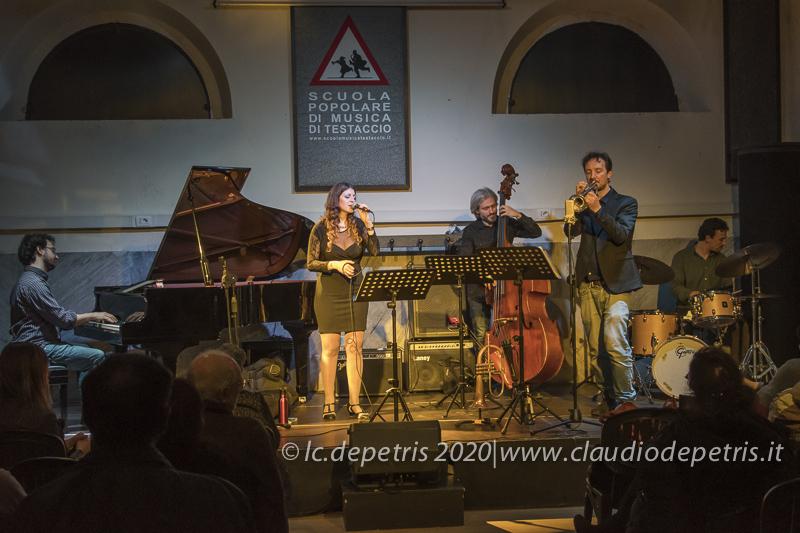 Manuel Magrini (S) Chiara Orlando, Pietro Ciancaglini, Antonello Sorrentino, Andrea Nunzi