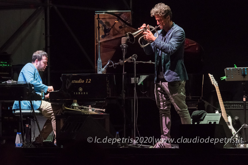Guidi-Aquino, Casa del Jazz 22/7/2020