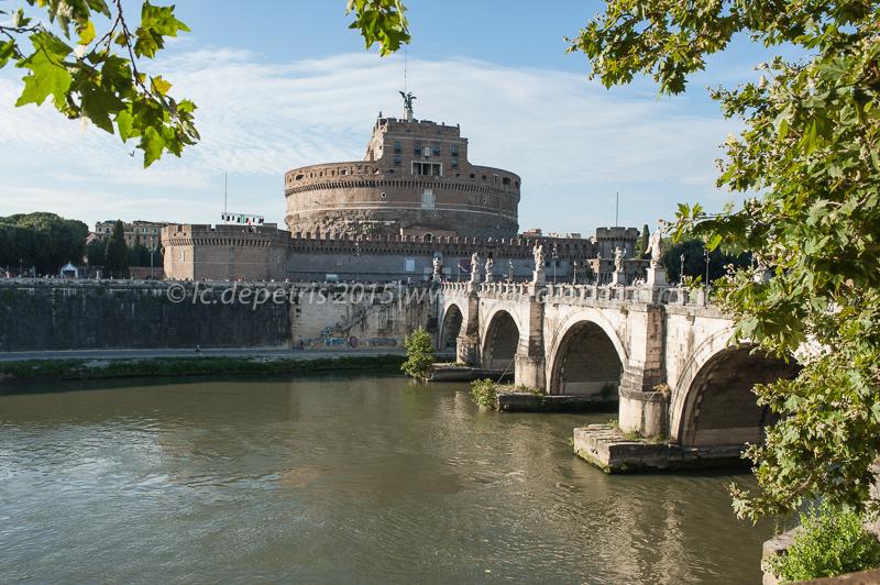 Girandola di Castel Sant'Angelo 2015 Roma 29 giugno 2015