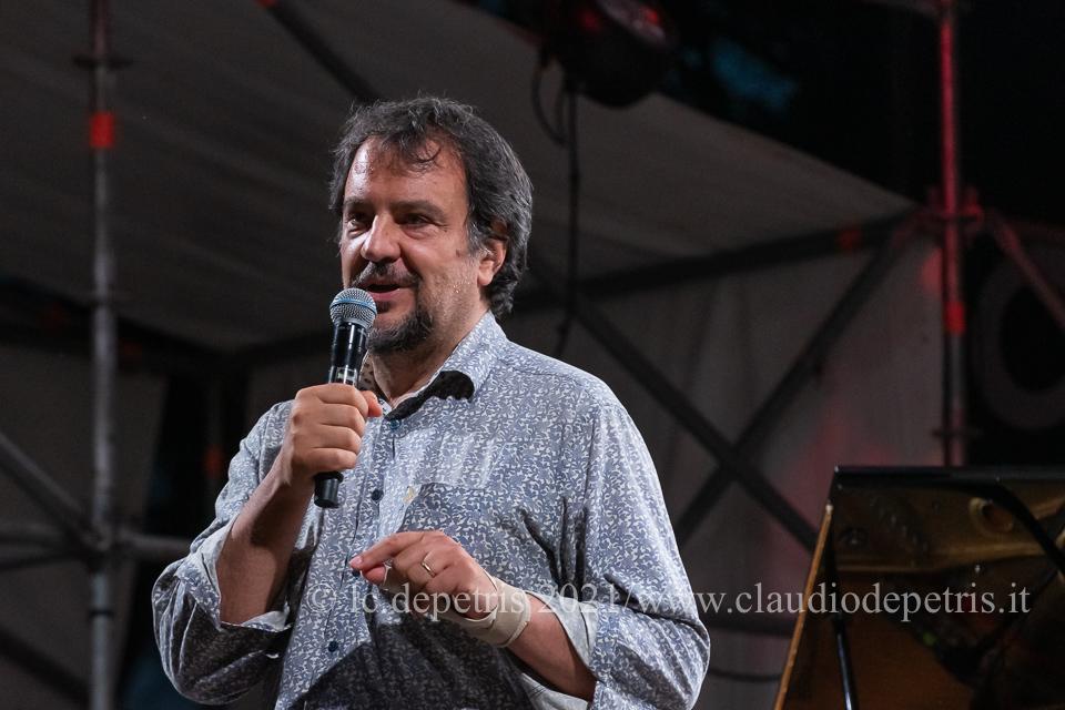 Luciano Linz dir. art. Casa del Jazz