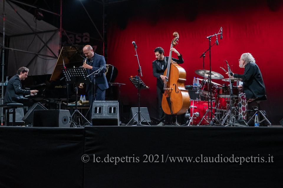 Fred Nardin (S), Stefano Di Battista, Daniele Sorrentino, André Ceccarelli