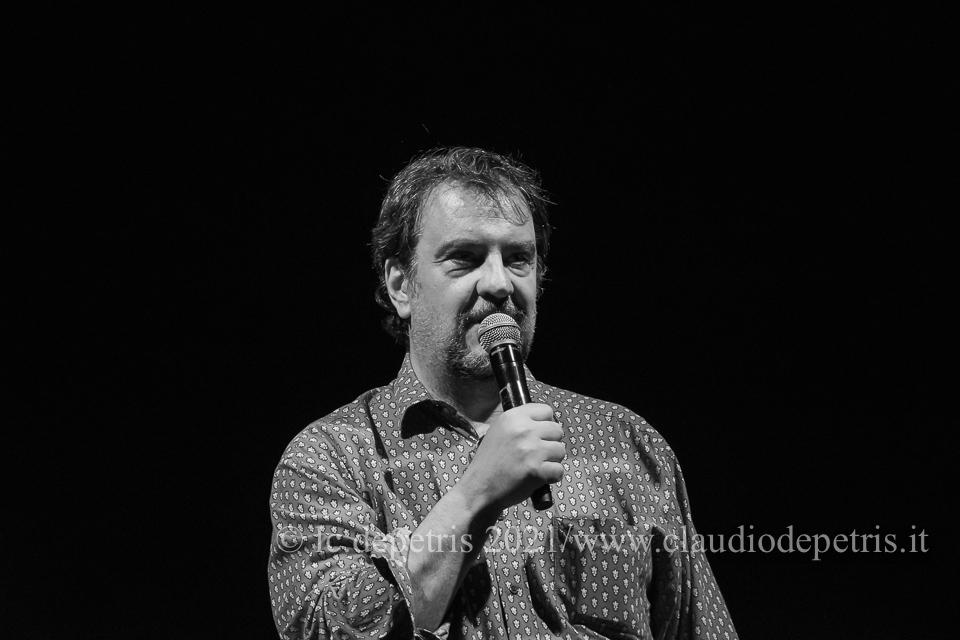 Luciano Linzi dir. art. Casa del Jazz