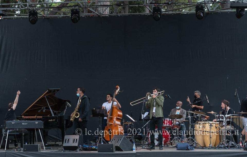 Giovanni Guidi 5th, Casa del Jazz 17/7/2021
