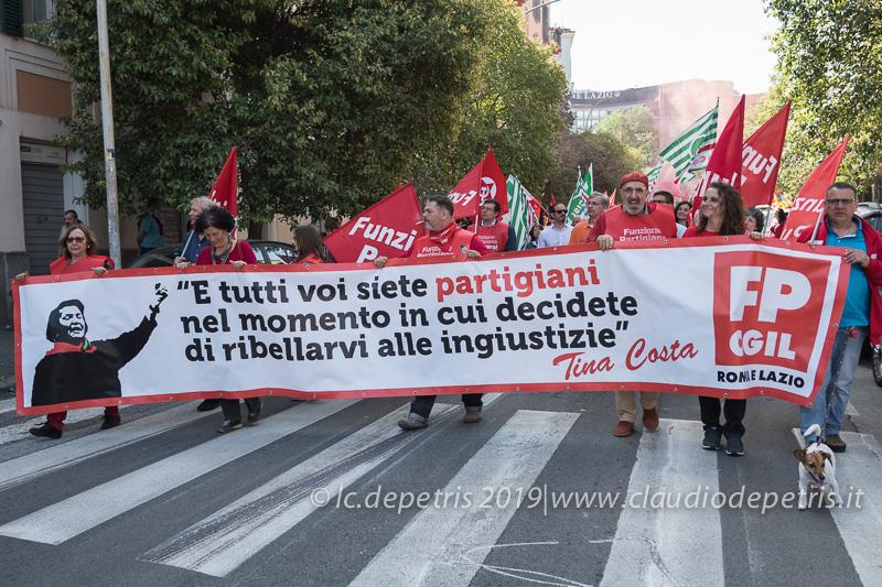 Roma festeggia la Liberazione dal Nazifascismo