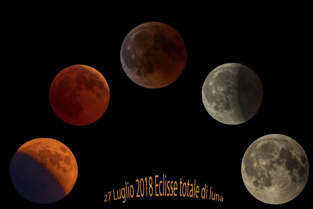 Eclissi di luna
