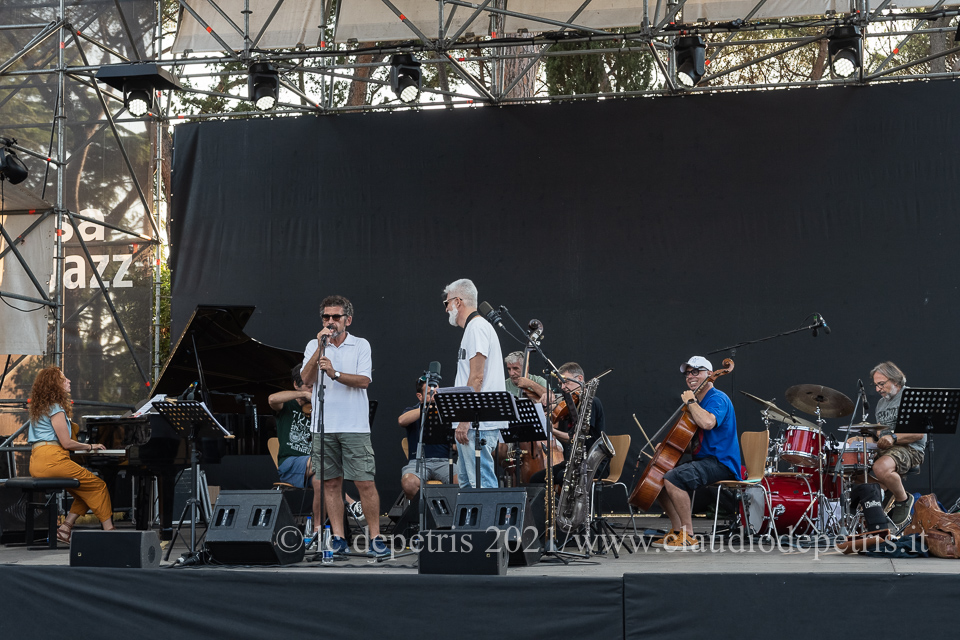 Ninni Bruschetta-Cettina Donato, Casa del Jazz 3/8/2021