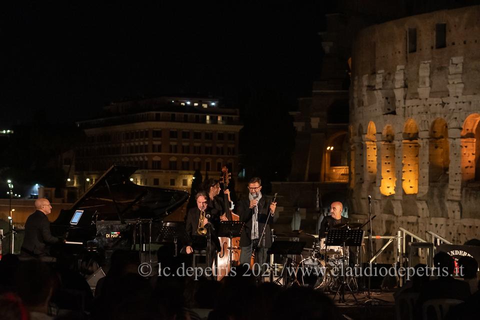 Danilo Gambardella (S), Benni Amoroso, Flavia Ostini, Pierluca Buonafede, Alfredo Romeo