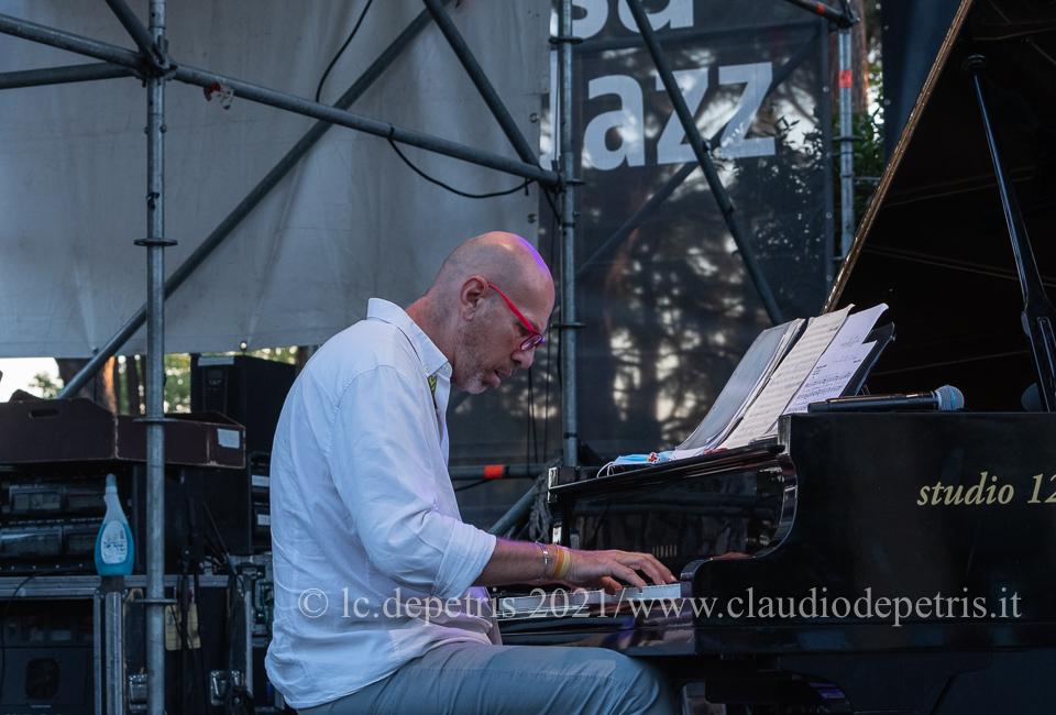 Tullio De Piscopo Trio, Casa del Jazz 26/8/2021