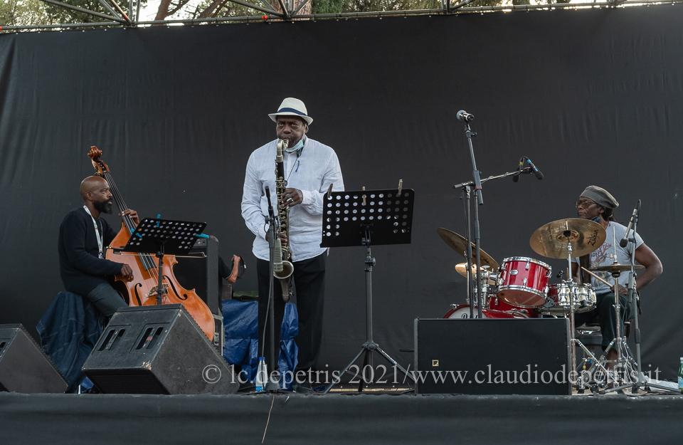 Murray Trio, Casa del Jazz 28/8/2021