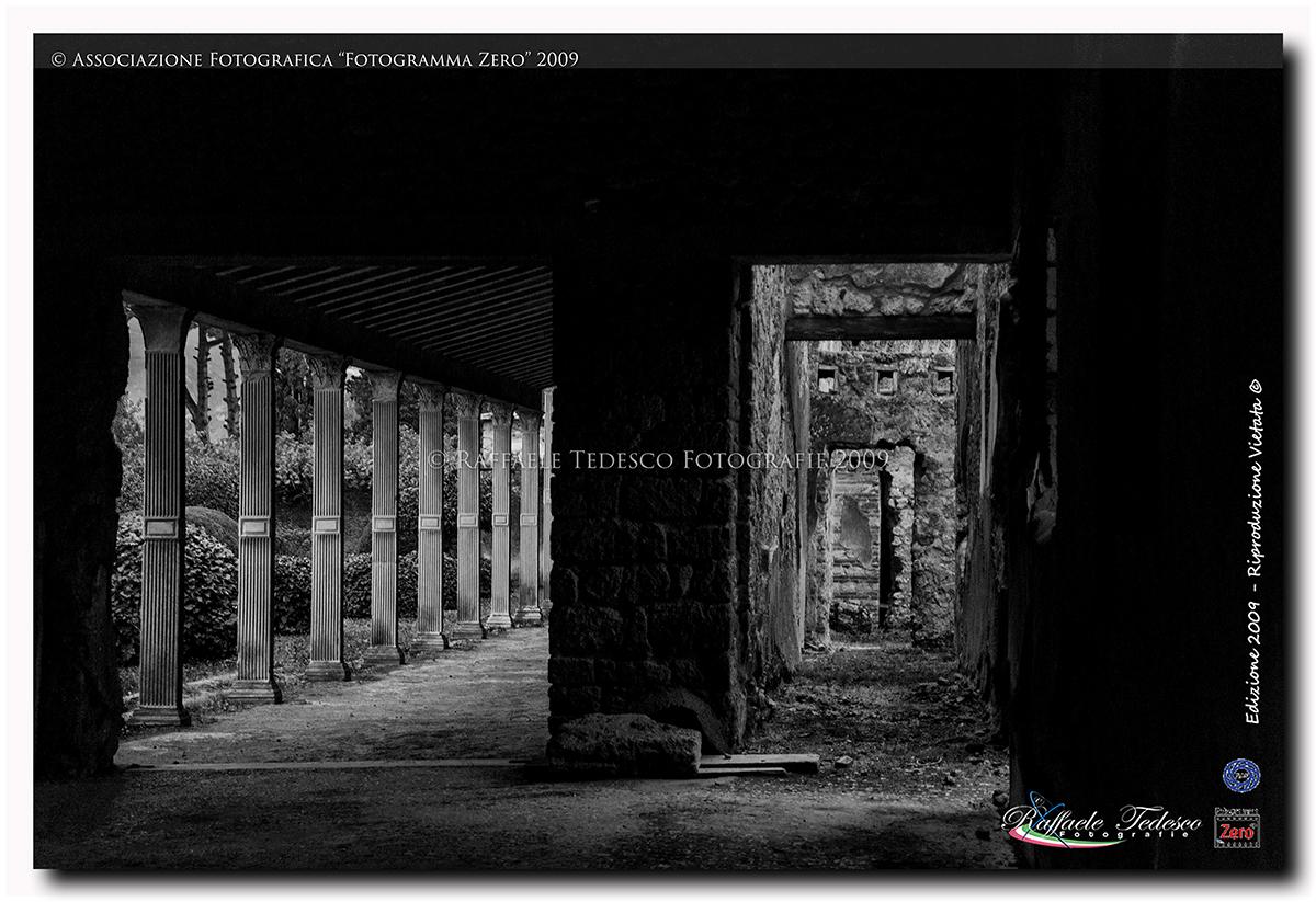 Pompei in Bianco e Nero