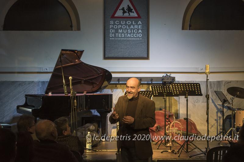 Paolo Cintio coordinatore musicale concerti